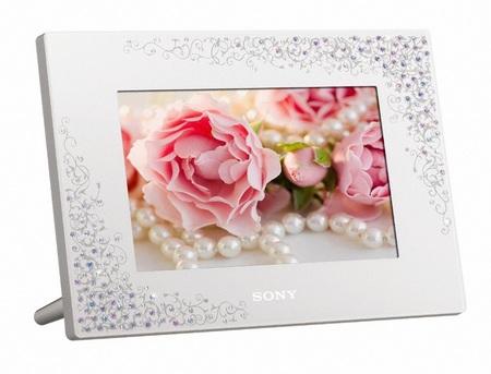 Sony S-Frame DPF-D720 digital photo frame