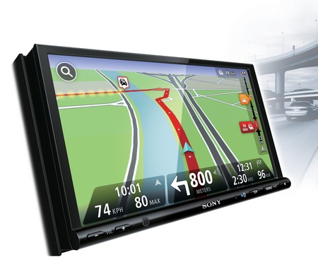 Sony Xplod XNV-L77BT, XNV-770BT Multimedia Navigation Systems