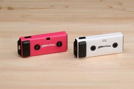 Takara Tomy 3D Shot Cam 3D Camera