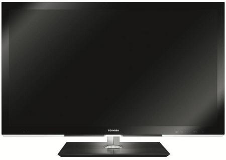 Toshiba REGZA WL768 3D LED HDTVs