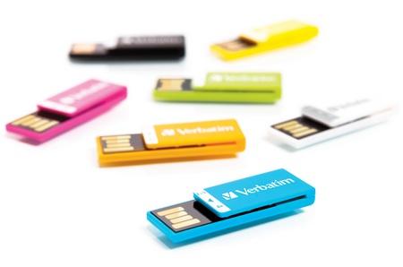 Verbatim Clip-it USB Flash Drive 1