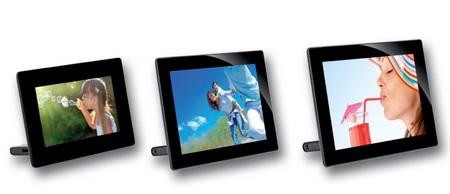 AgfaPhoto AF5108PS, AF5088PS, AF5078PS digital photo frames