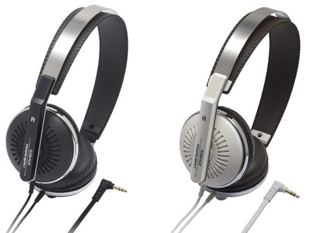 Audio-Technica ATH-RE70 Retro-Style Headphones