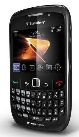 Boost Mobile gets BlackBerry Curve 8530