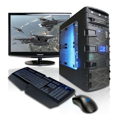 CyberPower LAN Party EVO Xtreme, COMMANDER and ULTRA gaming pc