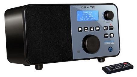 Grace Digital Audio GDI-IR2550p Tabletop Internet Radio