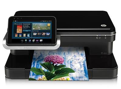HP Photosmart eStation C510 AIO Printer with Detachable Android Tablet
