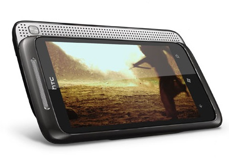 HTC 7 Surround with Slide-out Speaker 2