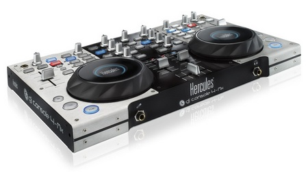 Hercules DJ Console 4-Mx for Pro DJs 1