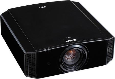 JVC Procision Series DLA-X9, DLA-X7 and DLA-X3 3D-enabled D-ILA Projectors 1