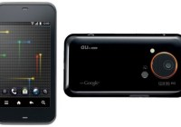 KDDI au Sharp IS03 Android Phone with Retina Display