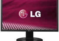 LG W2246T Slim LCD Display for Japan
