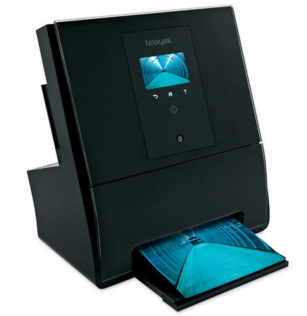 Lexmark Genesis All-in-one Printer with Camera-based Scanning and Upright Design 1