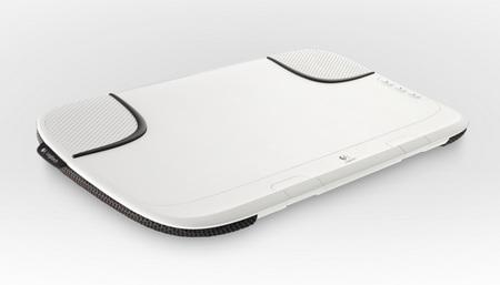 Logitech Speaker Lapdesk N550 1