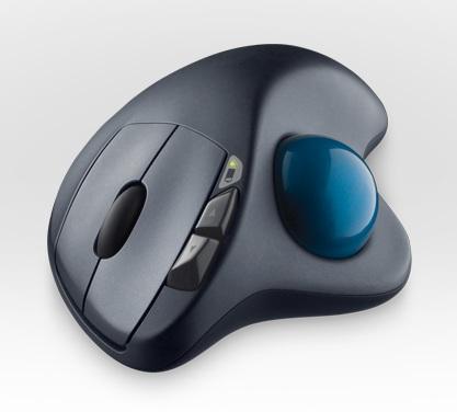 Logitech Wireless Trackball M570 2