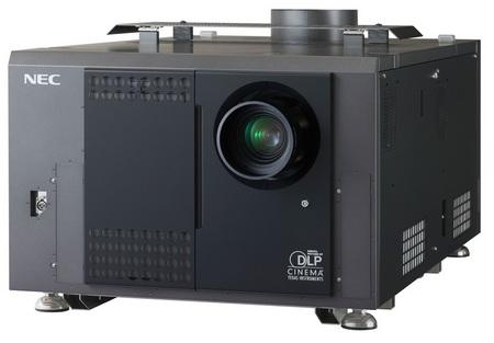 NEC NC3240S 4K DLP Digital Cinema Projector