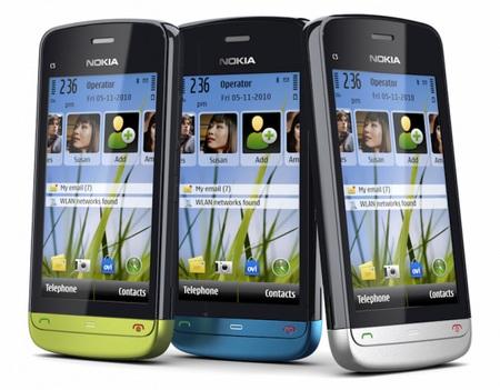 Nokia C5-03 Touchscreen Phone 3