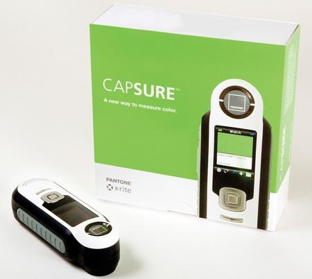 Pantone CAPSURE Handheld Color Capturer