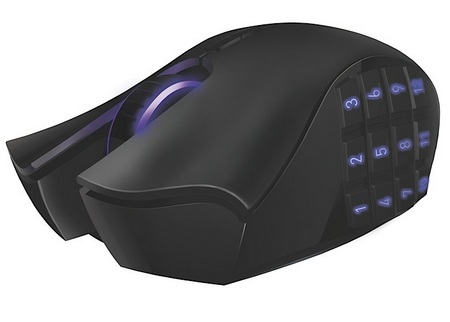 Razer Naga Epic Wireless MMO Gaming Mouse 2