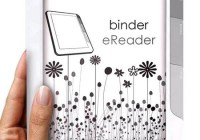 Sagem Binder e-Book Reader gets WiFi and 3G