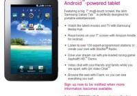 Samsung Galaxy Tab Hits T-Mobile on 11 November