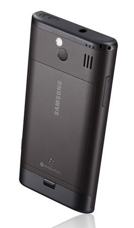 Samsung Omnia 7 Windows Phone 7 Smartphone 1