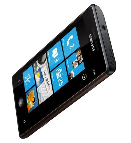 Samsung Omnia 7 Windows Phone 7 Smartphone 2