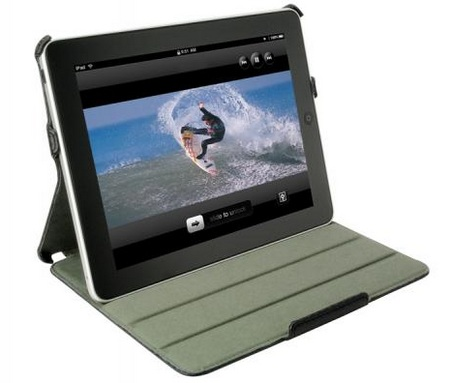 Scosche foldIO P1 iPad Folio Case 3