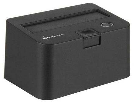 Sharkoon QuickPort Mini USB 3.0 Docking Station for 2.5-inch Drives