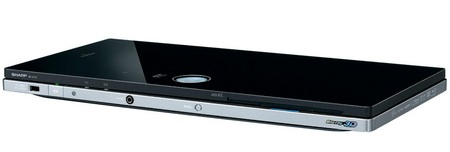 Sharp AQUOS BD-AV70 35mm Ultra Slim 3D Blu-ray Recorder