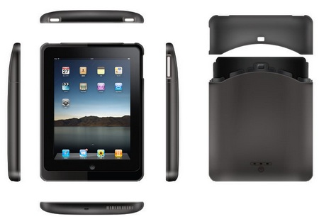 SolidMicro PadPower iPad Battery Case