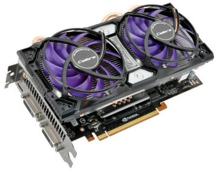 Sparkle Calibre X460G Graphics Card with Arctic Cooling System
