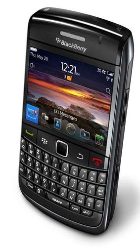 T-Mobile Blackberry Bold 9780 Smartphone 2
