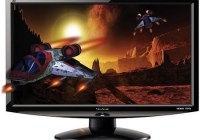 ViewSonic V3D241wm-LED 3D-Capable Full HD LED Display