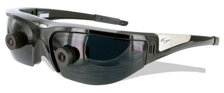 Vuzix WRAP 920AR Augmented Reality Video Eyewear