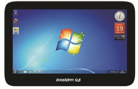 Zoostorm SL8 Atom-powered Slate PC