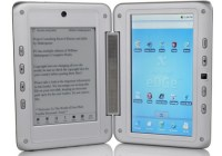 enTourage Pocket eDGe Android e-book Reader MID