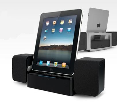 iLuv iMM747 iPad Speaker Dock