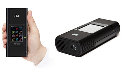 3M PocketProjector MP180 Pico Projector