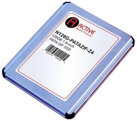 ActiveMP SaberTooth Z4 1.8-inch PATA ZIF SSD