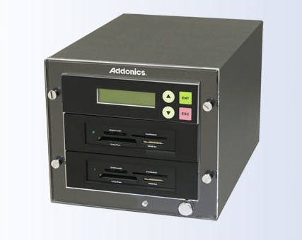 Addonics UFMDU Universal Flash Media Duplicator