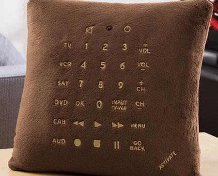 Brookstone Pillow Remote Control 1