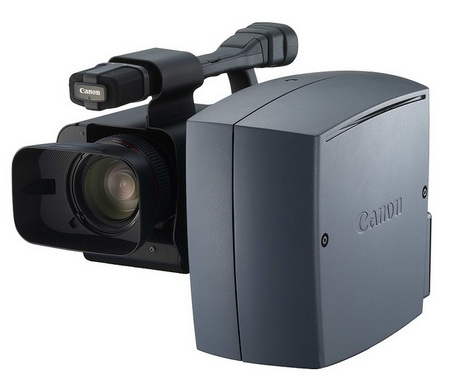 Canon BU-51H indoor Remote-Control HD Pan-Tilt-Zoom Camera