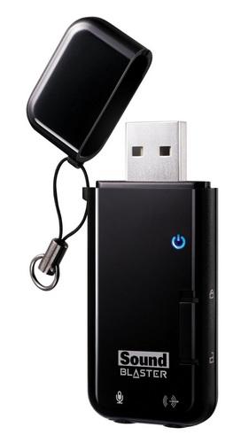 Creative Sound Blaster X-Fi Go! Pro USB Sound Card