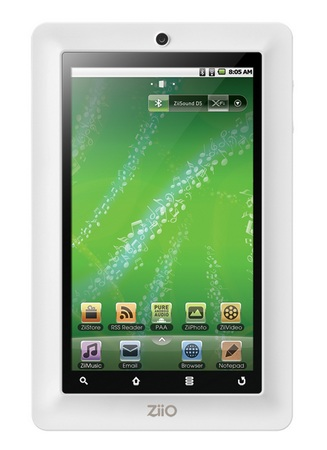 Creative ZiiO 7 Pure Wireless Entertainment Tablet