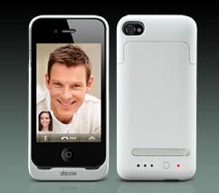 Dexim DCA224 Super-Juice Power Case for iPhone 4 1