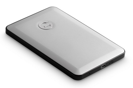 G-Technology G-DRIVE slim Portable Hard Drive for Mac Users 2