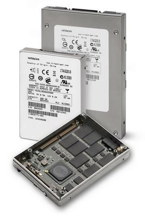 Hitachi Ultrastar SSD400S Enterprise-Class SAS and FC Solid State Drives