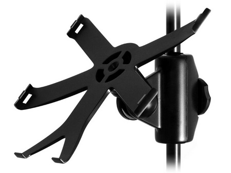IK Multimedia iKlip Microphone Stand Adapter for iPad