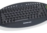 IOGEAR GKM581R Wireless Keyboard for HTPC